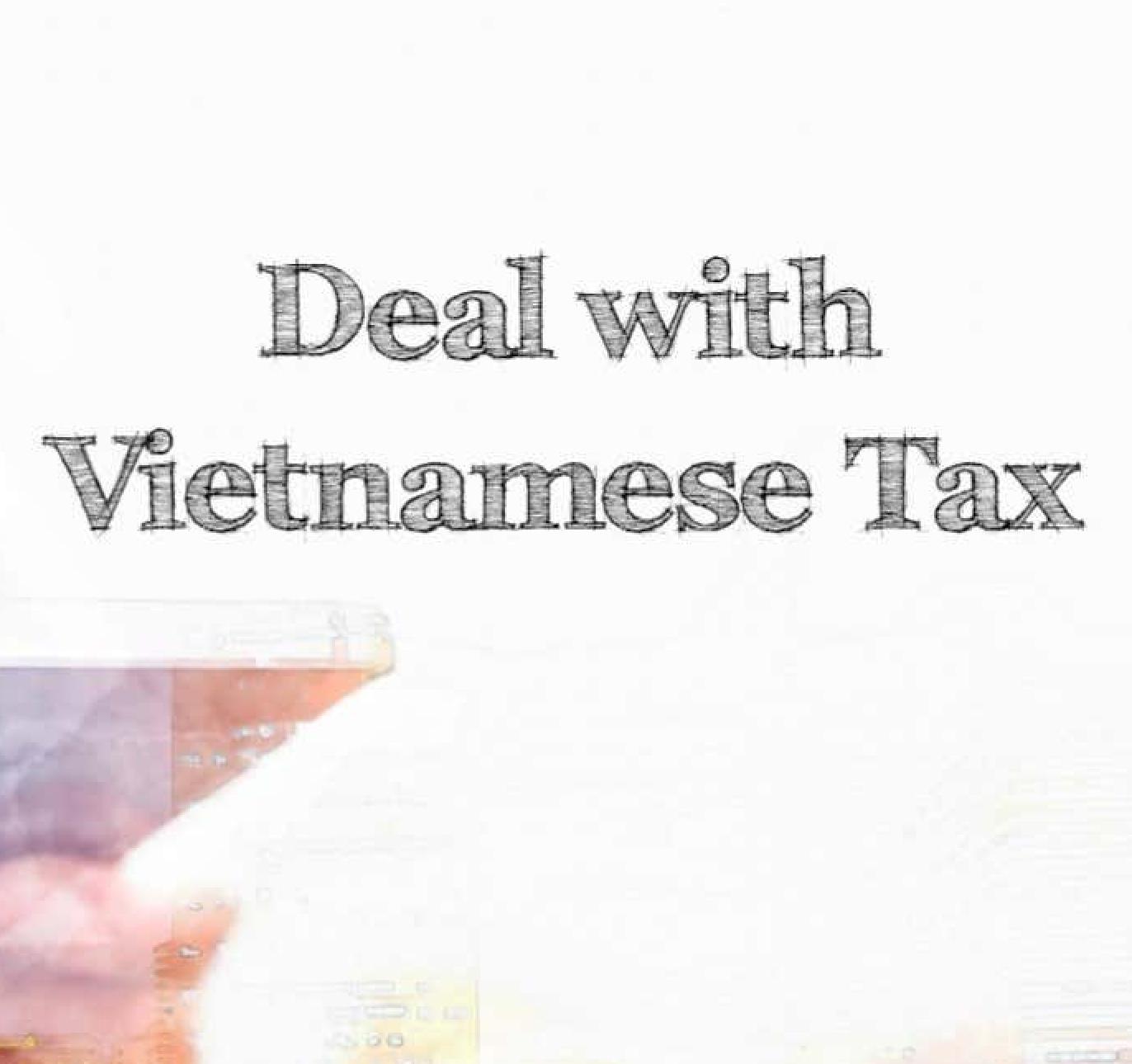 経営者に伝えたい、ベトナムの税金との付き合い方