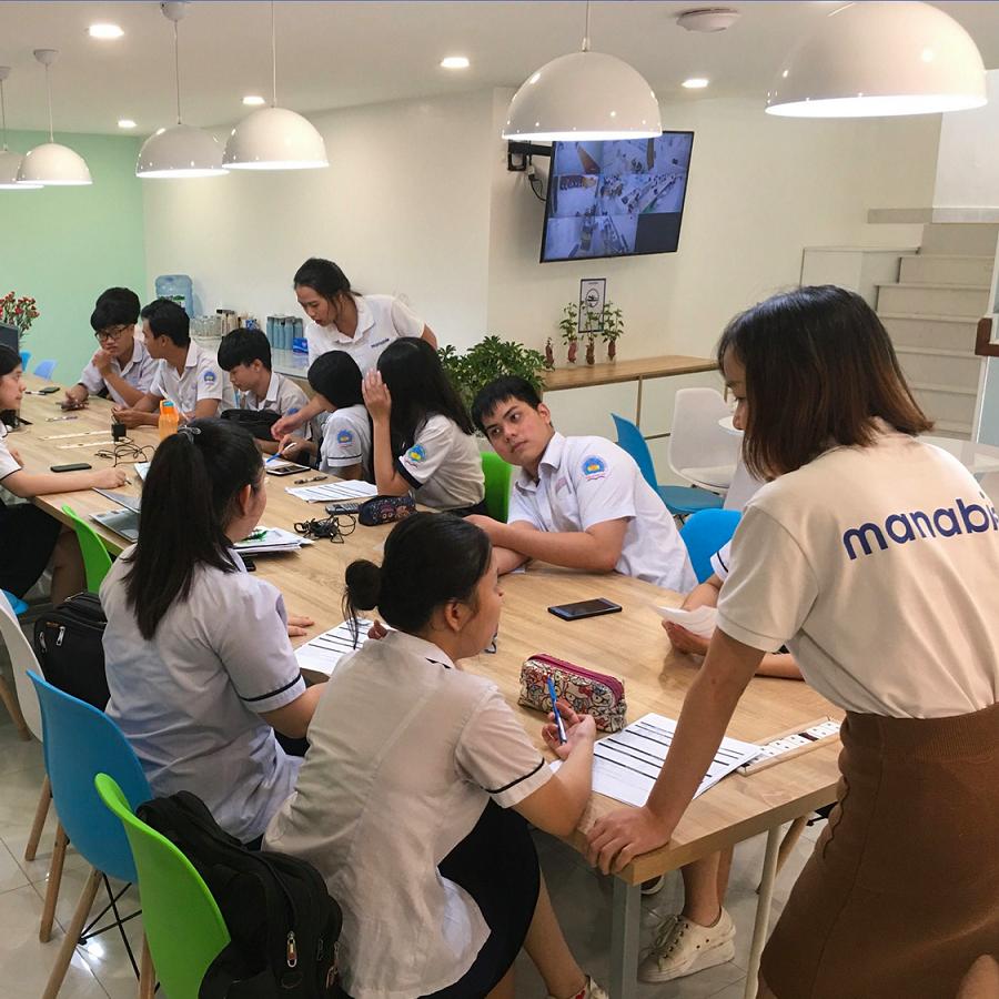 【Manabie②】ベトナムでオンラインとオフラインを掛け合わせ、ベトナムに密着したチームで最高の教育を目指す。